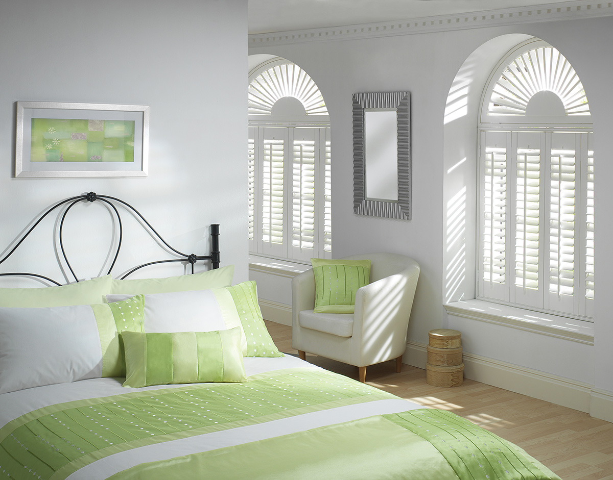 Arch plantation special shutter large arch head
