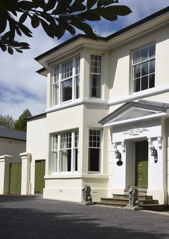 Wooden bay windows & doors Warwickshire